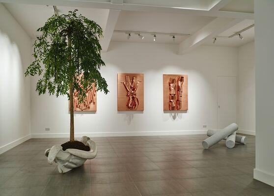 Oramai è Tempo | Anselmo, Castellani, Nagasawa, installation view