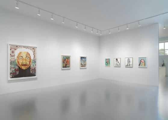 Embodied Politic, installation view