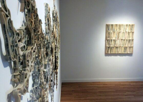 Jessica Drenk: Regeneration, installation view