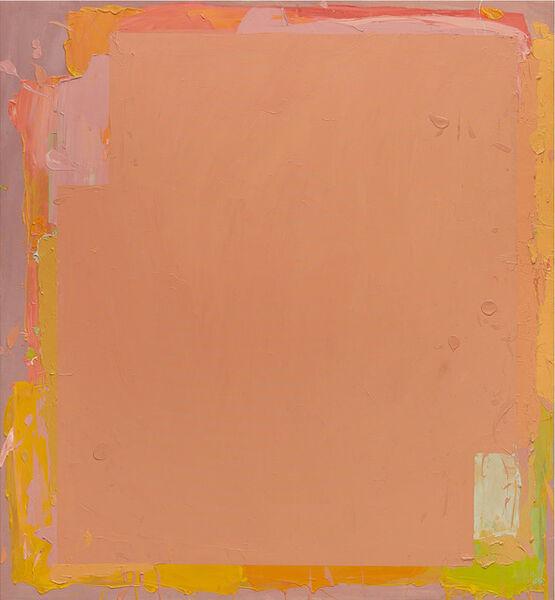 John Hoyland, 'Akkad 27.9.72', 1972
