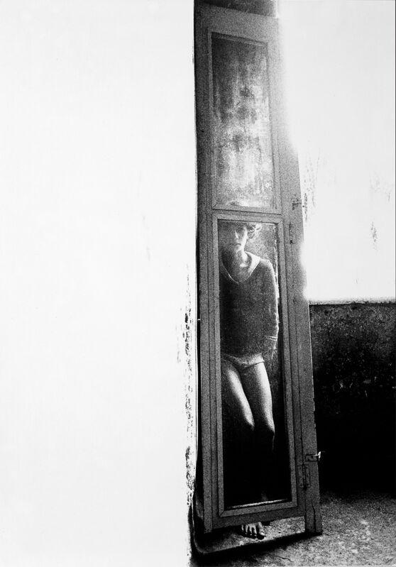 Mimmo Jodice, 'Il ventre del colera, Ercolano', 1972, Photography, Vintage silver bromide print on baryta paper (framed cm 55,5 x 55,5), Vistamare/Vistamarestudio