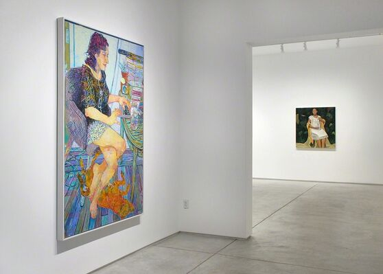 STORIES TOLD, installation view