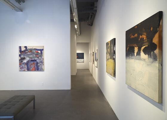 Frank Wimberley, installation view