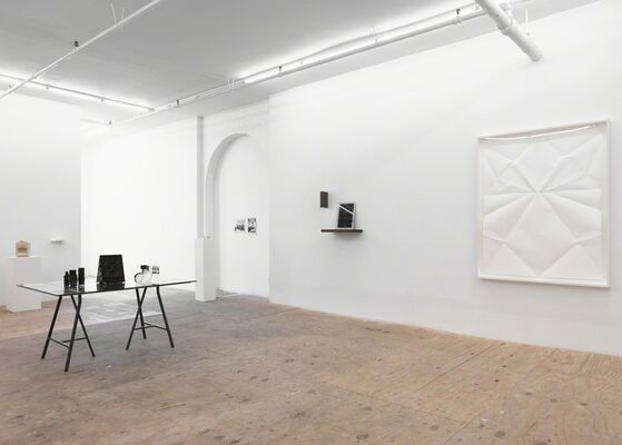 Residual Historical Haunting, installation view