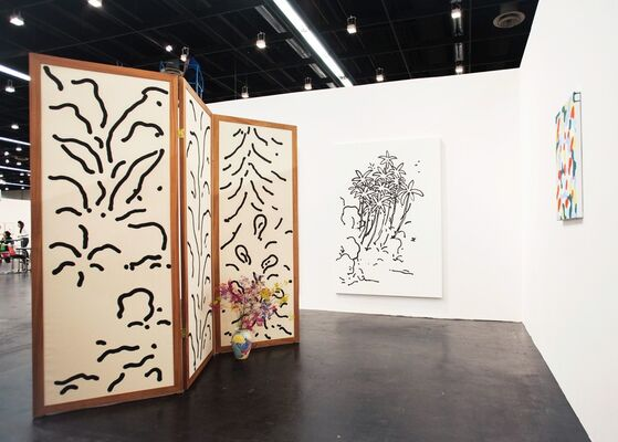 Ruttkowski;68 at Art Cologne 2017, installation view