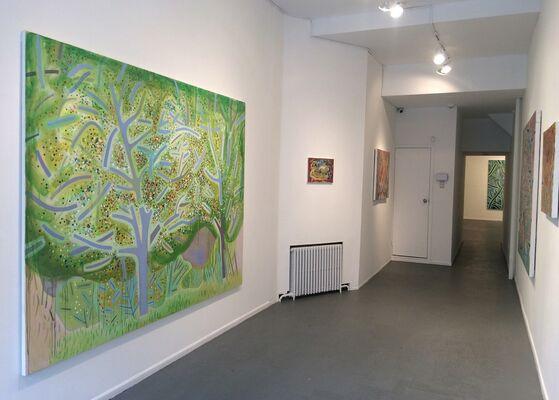 "Jennifer Coates, ""Correspondences"", installation view"