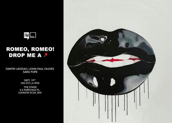 Romeo, Romeo!  Drop Me a 📍, installation view