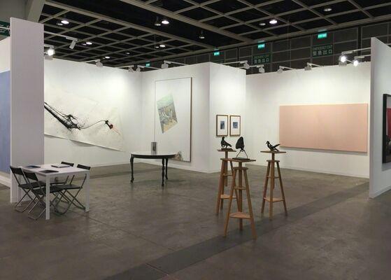 Lia Rumma at Art Basel in Hong Kong 2016, installation view