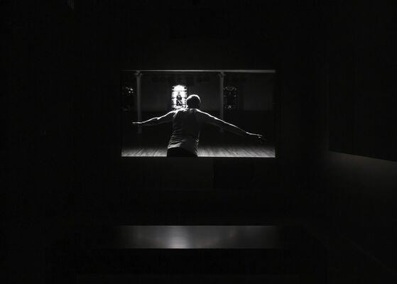 Liam Gillick Adam Pendleton / Adam Pendleton Liam Gillick, installation view