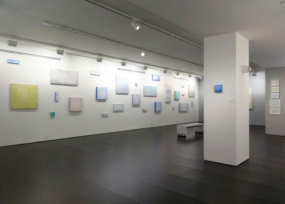 Julie Hedrick: AIR (Ariadne's Golden Thread), installation view