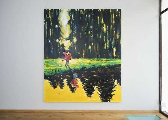 Armando Marino 'New Paintings', installation view