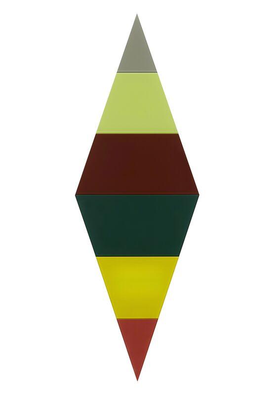 Thór Vigfússon, 'Untitled', 2013, Painting, Enameled glass, i8 Gallery
