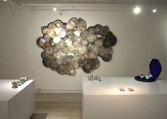 David Clarke / Jaydan Moore: Lost Causes, installation view