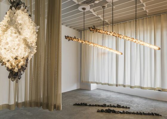 Christopher Boots ELEMENTAL, installation view