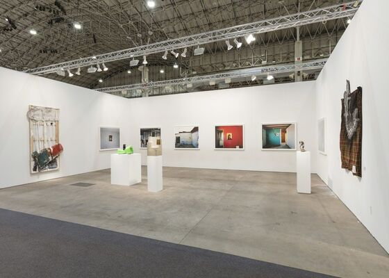 Maccarone at EXPO CHICAGO 2017, installation view