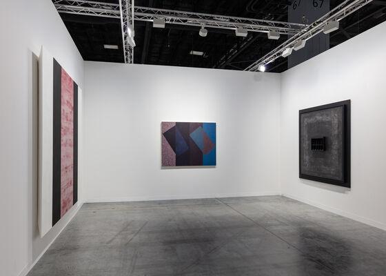 Lehmann Maupin at Art Basel in Miami Beach 2019, installation view