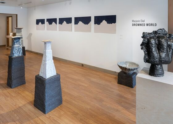 Drowned World, installation view
