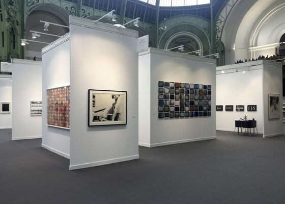 Bruce Silverstein Gallery at Paris Photo 2016, installation view
