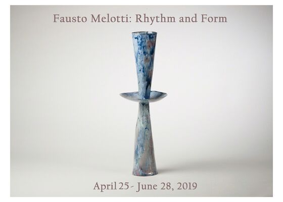 Fausto Melotti: Rhythm and Form, installation view
