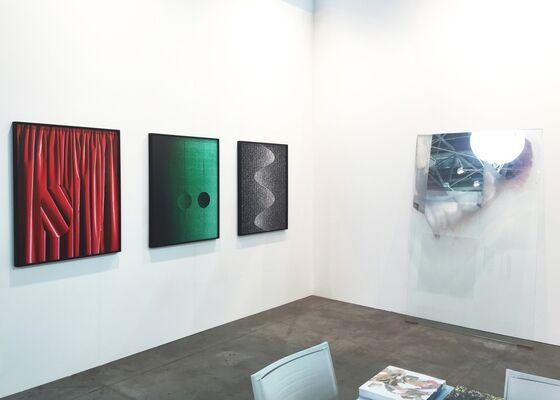 Galerie Christophe Gaillard at Artissima 2015, installation view