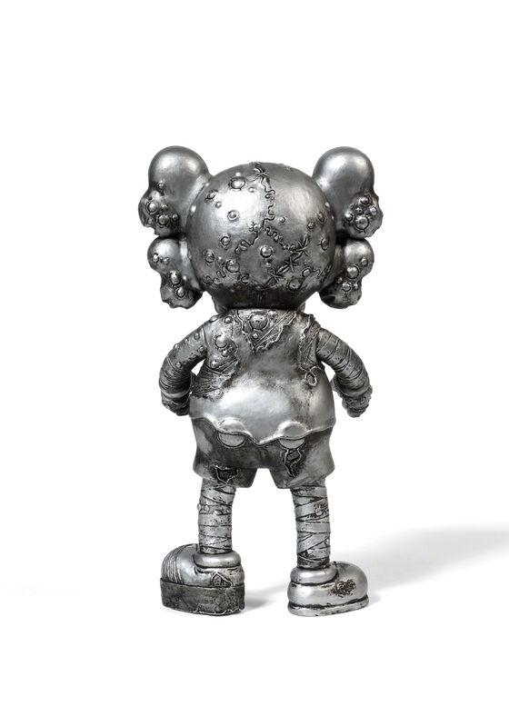 KAWS, 'PUSHEAD COMPANION (Sliver)', 2005, Sculpture, Painted cast vinyl, DIGARD AUCTION
