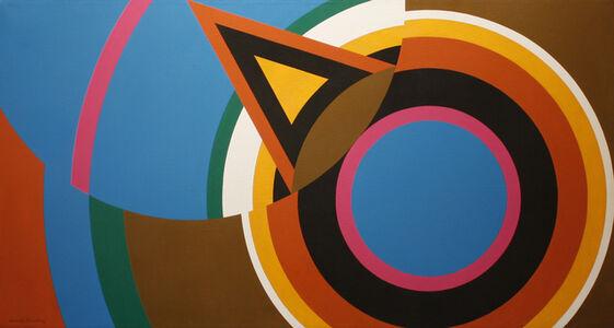 Claude Bentley, 'Rhythm of Time', 1975