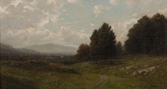 Alexander Helwig Wyant, 'Landscape', 1865-1873