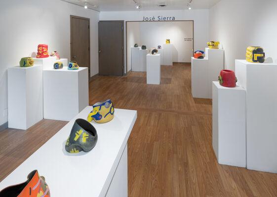 Jose Sierra, installation view