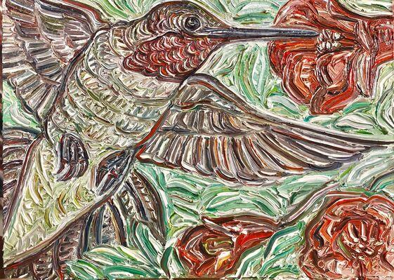 BIRDS OF NV, installation view