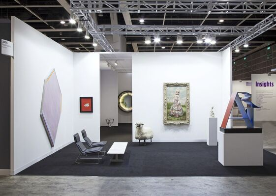 Paul Kasmin Gallery at Art Basel in Hong Kong 2016, installation view