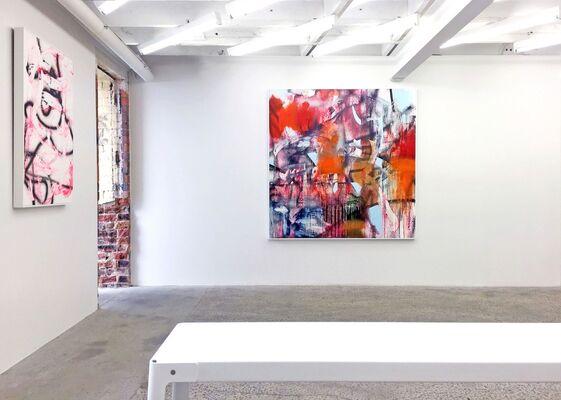 LA - BNE   Chris Trueman  , installation view