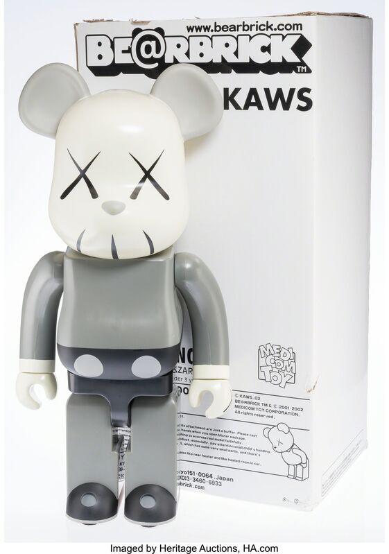KAWS, 'Companion 1000%', 2002, Other, Painted cast vinyl, Heritage Auctions