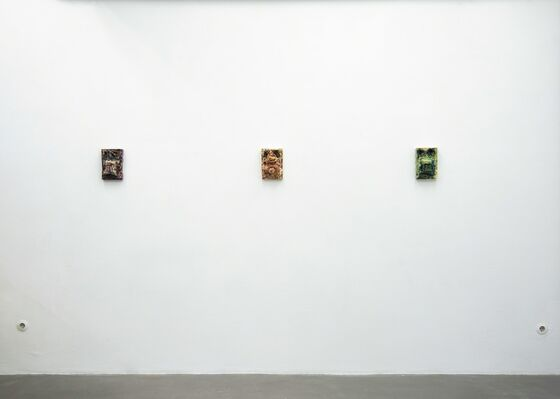 Turf - Astrid Wagner, installation view