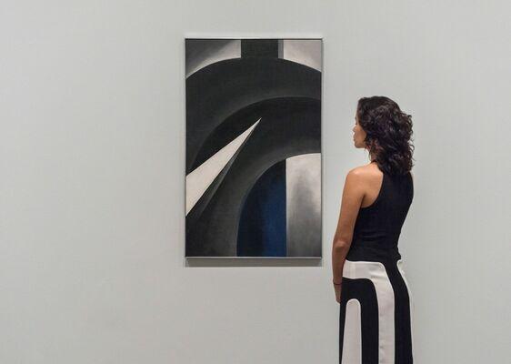 Georgia O'Keeffe, installation view