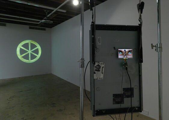 Cult Trash, installation view