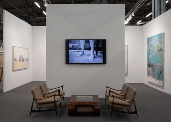 Sean Kelly Gallery at The Armory Show 2016, installation view