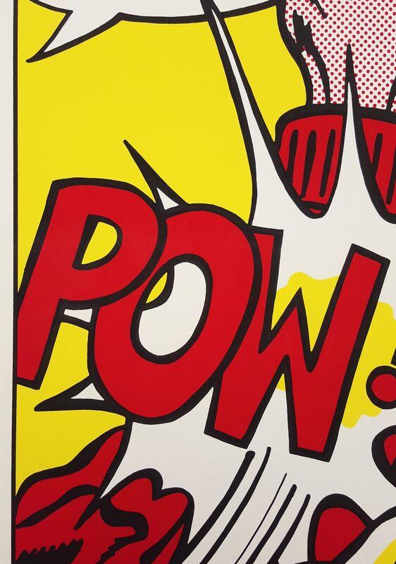 Roy Lichtenstein, 'Colorado State University (Sweet Dreams Baby!)', 1982, Posters, Screenprint Exhibition Poster, Graves International Art