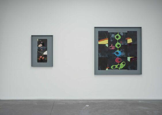 Belgium Calling Part I & II, installation view