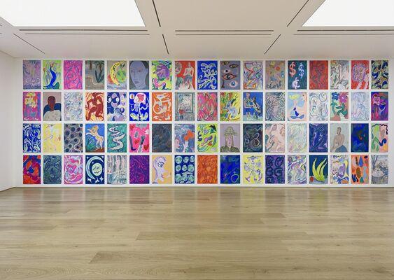 Charlie Roberts: Juicy, installation view