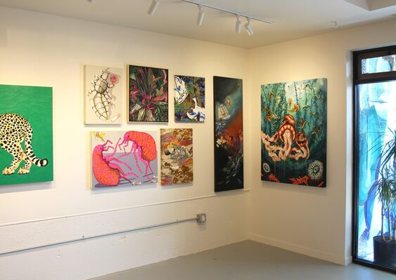 Into the Wild, installation view