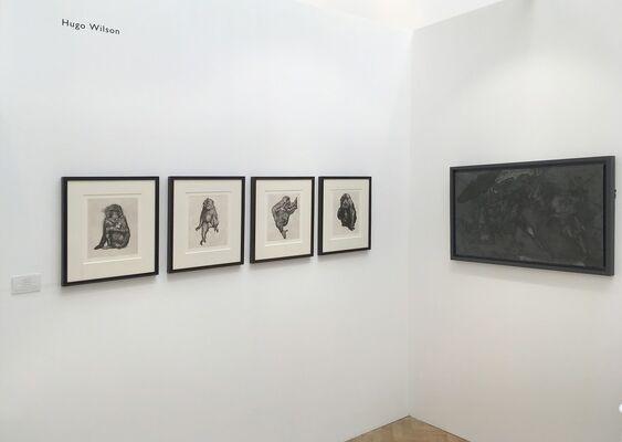 Pratt Contemporary at IFPDA Fine Art Print Fair 2018, installation view