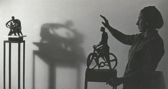 Anatole Saderman, 'Noemí Gerstein', ca. 1952