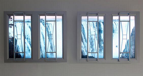 Nadim Abbas, 'Right: Cataract (Victoria Falls - Main Fall)', 2010