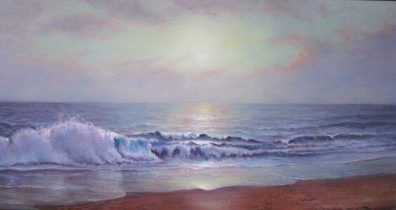 Peter Layne Arguimbau, 'Wave', ca. 2020