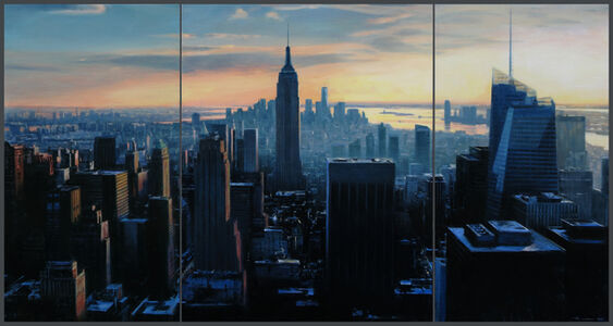 Ben Aronson, 'Manhattan', 2014-2018