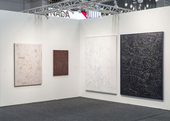 MIER GALLERY at NADA New York 2016, installation view
