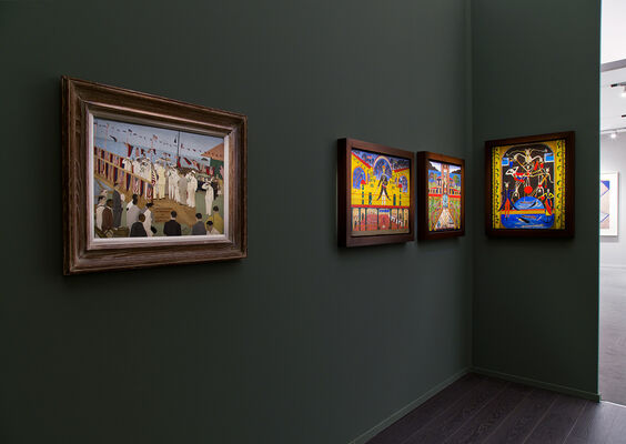 The Gallery of Everything     at Frieze Masters 2018, installation view