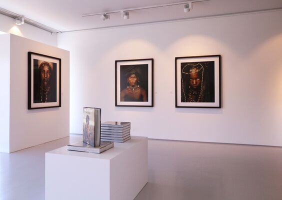 """Jimmy Nelson: """"Before They Part II"""", installation view"""