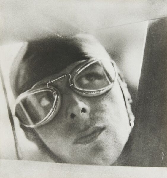 Pierre Dubreuil, ''The Aviator'', 1929