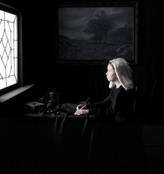Adriana Duque, 'The Writer (La Escritora)', 2013